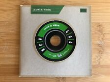Iron & Wine - Norfolk 6/20/05 - Live CD - Sub Pop