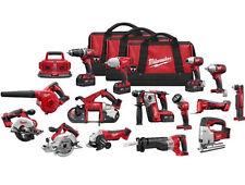 NEW Milwaukee 2695-15 M18 Li-ion 18 Volt 15 Tool Combo Kit FULL WARRANTY