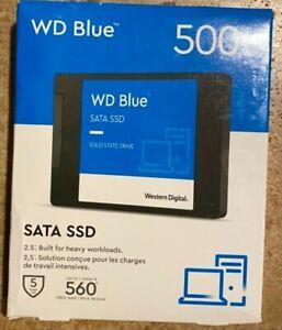 WD Blue (500 gb)