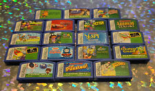 Authentic Leap Frog Cartridges : Disney Reading Math Counting Spy Dr Seuss Music