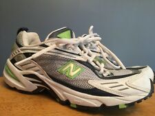 NEW BALANCE 716 Running Walking Lime Blue White Athletic Womens Shoes Sz 6 ~