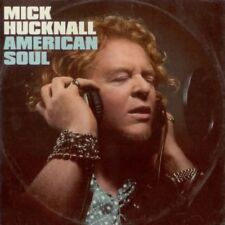Mick Hucknall - American Soul - CD  Pop International / Soul / Pop Rock / Funk