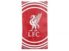 Liverpool football, club, officiel, pouls, conception, serviette, crête, insigne