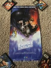 Star Wars Hasbro Celebration V CV Empire Strikes Back Figure Promo Poster Luke