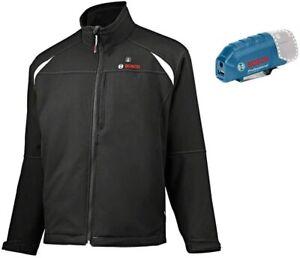 Bosch Professional Beheizbare Jacke GHJ 12+18V Unisex (ohne Akku mit Ladegerät )