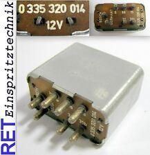 Relais Wischerrelais BOSCH 0335320014 Mercedes Benz W 123 original