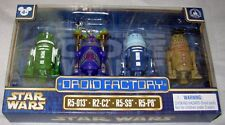 Star Wars Disney Parks Clone Wars Droid Factory 4-Pack R5-O13 R2-C2 R5-S9 R5-P8