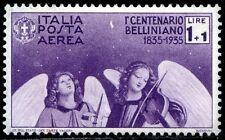 Regno d'Italia 1935 Bellini P.A. n. A93 ** (m748)
