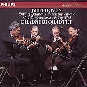 Beethoven: String Quartets Nos. 15 & 11 (CD, Philips)