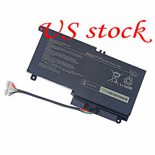 New Battery Pack Toshiba Satellite P50T-A01C, P55t-A5202, P50-A, S55-A5295 - L