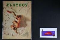 💎 PLAYBOY MAGAZINE AUG 1970 MYRA BRECKINRIDGE💎