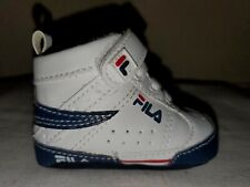 Baby FILA Shoes Soft Crib 0-6M