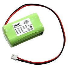 HQRP 4.8V Replacement Backup Battery for Simkar SLED LED Exit Light Emergency