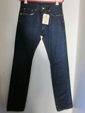 Levis Selvedge made in the USA  RED LINE white oak cone mills denim  32X34