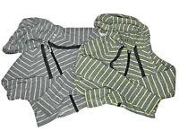 LOT OF 2 UNDER ARMOUR Womens Medium Heat Gear Cotton Full Zip Lightweight Hoodie