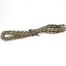 25FT 550 Paracord Parachute Cord Lanyard Mil Spec Type III 7 Strand Core