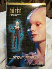 """Star Trek FIRST CONTACT BORG QUEEN 12"""" Statue"""