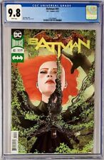 Batman #41 3rd Series DC 2018 CGC 9.8 Mikel Janin Cover Poison Ivy Top Grade
