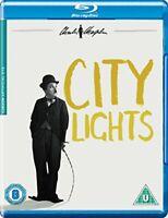 City Lights - Charlie Chaplin Blu-ray [DVD][Region 2]