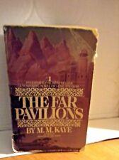 THE FAR PAVILIONS by M.M. KAYE 1979 PB