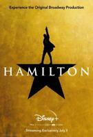 Hamilton Movie Poster Photo Wall Art Print 8x10 11x17 16x20 22x28 24x36 27x40 A