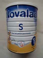 Novalac S 1 Startermilch pour Bébés de 0 - 6 Mois 800g