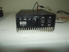 Messenger M250 10 Meter Ham Radio Linear Amplifier Sold For Parts Or Repair Only