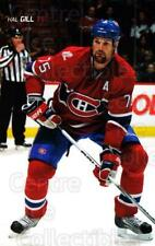 2009-10 Montreal Canadiens Postcards #5 Hal Gill