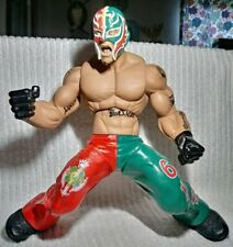 """Wwe 2005 Wrestler Mexican 13"""" Action Figure 619 Jakks Pacific Collectible Toy"""