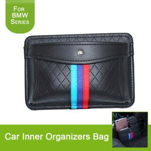 Car Inner Organizers Bag For BMW M Sport Series I8 X5 m3 Car Interior Accessory