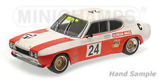 Minichamps 155171492 - FORD RS 2600 CLASS WINNERS 9H KYALAMI 1971 GLEMSER 1/18