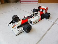 Mclaren Honda V6 Turbo MP4/4 Alain Prost #11 1988 1/18 Minichamps Racing F1