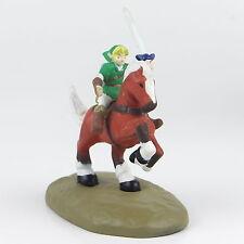 Kabaya Legen of Zelda Link and Epona Mini figure
