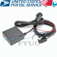 Car Bluetooth 5.0AUX USB TF Card Wireless Audio Microphone Cable Music Adapter*1