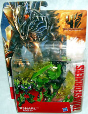 Transformers 4 Age of Extinction Movie Snarl Dinobot Action Figure MIB Toy RARE!
