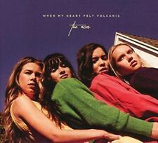 The Aces - When My Heart Felt Volcanic (NEW CD)