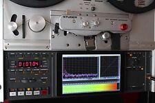 TEAC All-in-One Calibration Tape,  Messband  38cm/s IEC/BTS für X-2000M, X-1000M