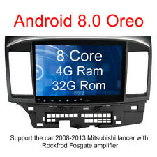 "10.2"" for Mitsubishi Lancer Radio Android 8.0 Car GPS Stereo 4G RAM Head Unit"