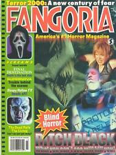 FANGORIA MAGAZINE #190 SCREAM 3, SLEEPY HOLLOW FX, THE DEAD HATE THE LIVING