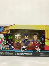 Teen Titans Go Mini Figures, Superheroes Collectibles Dc Comics Exclusive
