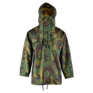Genuine British Army Jacket DPM Woodland camo combat goretex waterproof rain