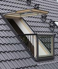 Velux GDL PK19 CABRIO Energie inkl. Eindeckrahmen EKW 94 x 252 cm Dachfenster