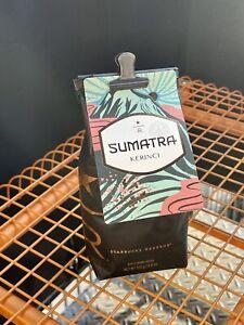 <NEW> STARBUCKS RESERVE SUMATRA KERINCI WHOLE BEAN / 8.8oz / 250g