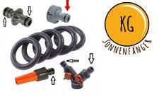 O-Ring Gummi Dichtung 1/2 und 3/4 Zoll EPDM alle Schlauchsysteme z.B. Gardena