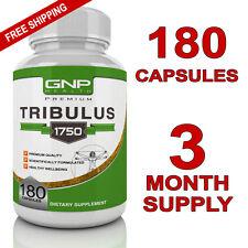Tribulus Terrestris - 180 Capsules - Testosterone Booster - Male Enhancement