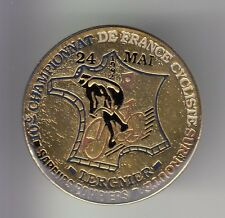 RARE PINS PIN'S .. VELO CYCLISME CYCLING COUPE FRANCE POMPIER TERGNIER 02 ~C4