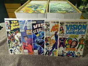 1985-1994 MARVEL Comics WEST COAST AVENGERS #1-102 - You Pick - WANDA VISION