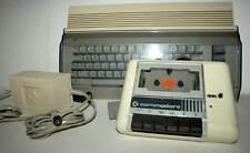 COMPUTER C64 COMMODORE 64 DATASSETTE ALIMETATORE COPRI TASTIERA USATO CC1 37411