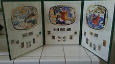 """STAMP COLLECTORS ALBUM BOOK """"CHRISTMAS 1976"""""""" LIMITED EDITION OF 5500 SETS"""