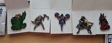 blizzcon blizzard series 4 starcraft diablo overwatch hearthstone set of 5 pins!